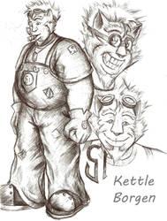 anudder Kettle by Bareck