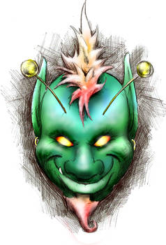 The Happy Djinn