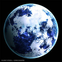 Planet Stock 3 by Bareck