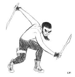 Warrior by BadassMutha4000