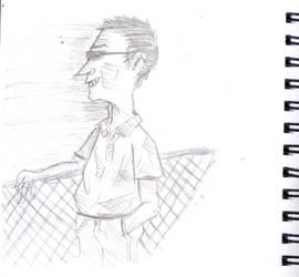 Sketch Piece by BadassMutha4000