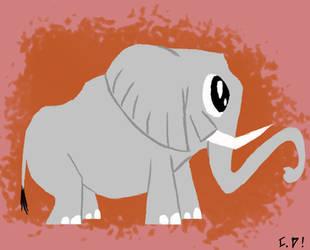 Elephant by BadassMutha4000