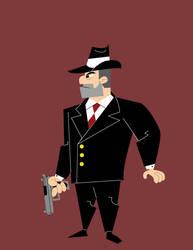 Mob enforcer by BadassMutha4000