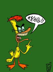 Duckman by BadassMutha4000