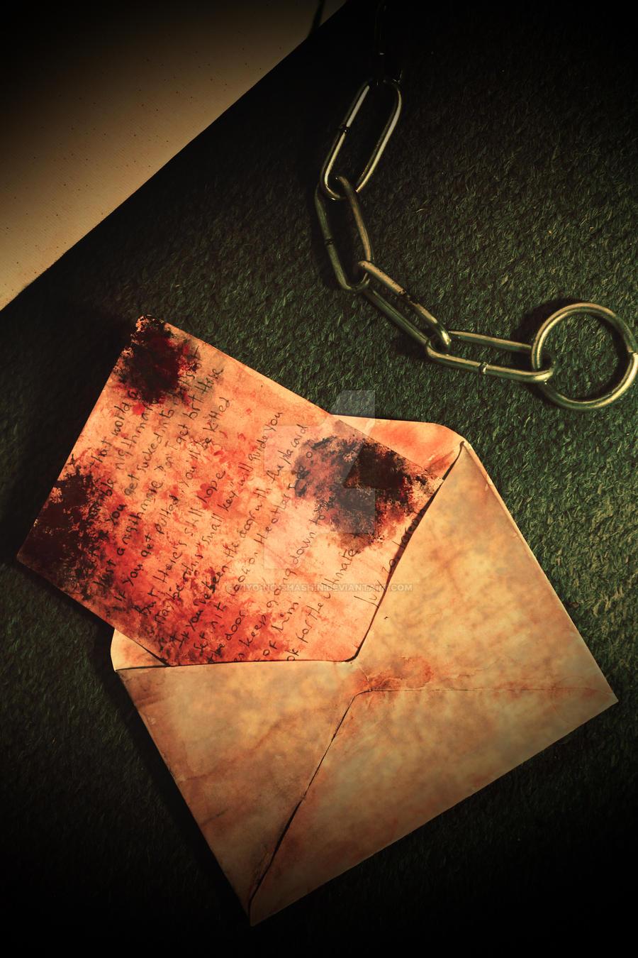 Red Diary by Yiyo-no-Shashin