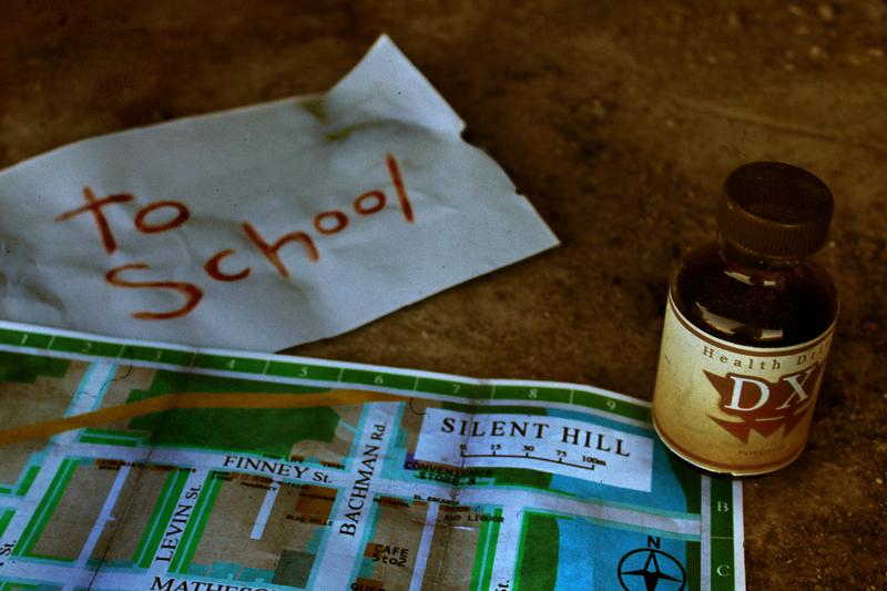 to school by Yiyo-no-Shashin