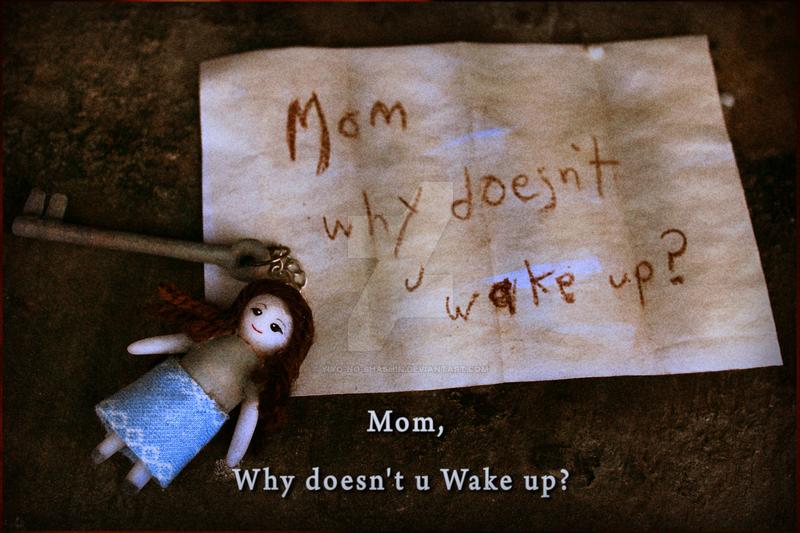 to mom by Yiyo-no-Shashin