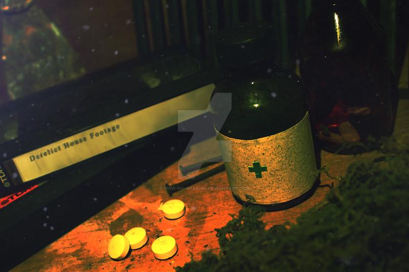 First Aid Med by Yiyo-no-Shashin