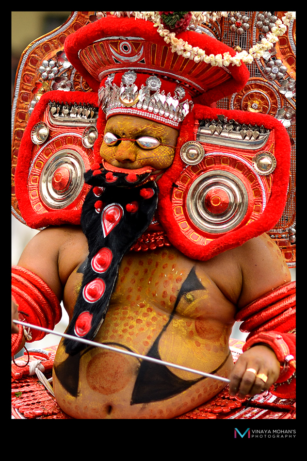Theyyam by vinayan