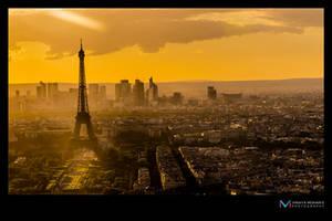 An Evening In paris by vinayan