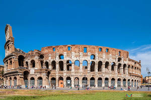 Colosseum by vinayan