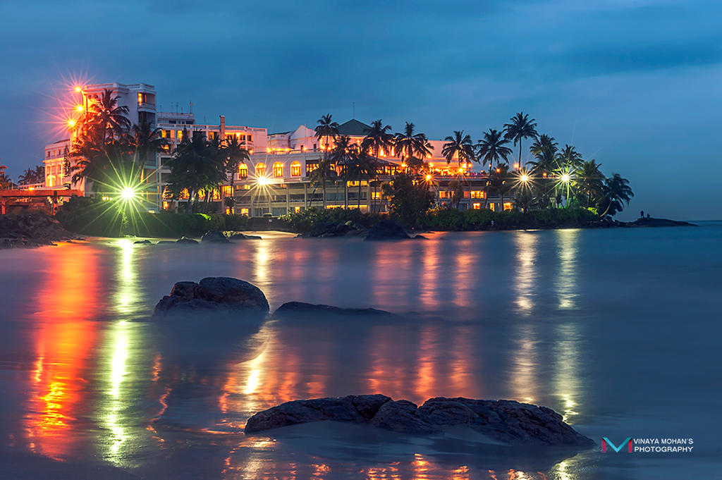 Mount Lavinia by vinayan
