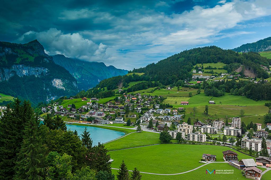 Switzerland FB DA by vinayan