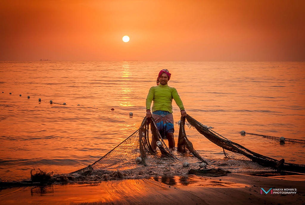 Fishing Time... by vinayan
