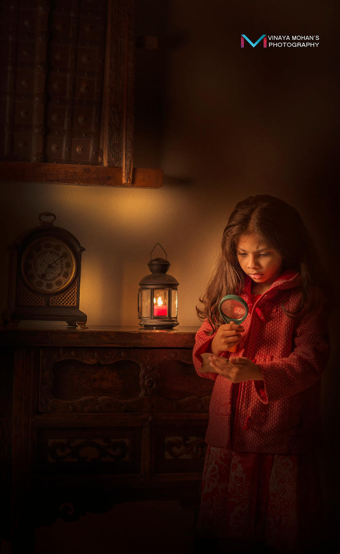 Candle Light by vinayan
