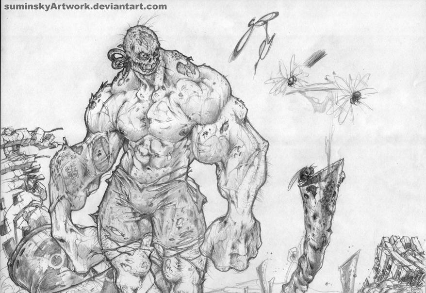 Mutant cowboy by pseudodog on DeviantArt