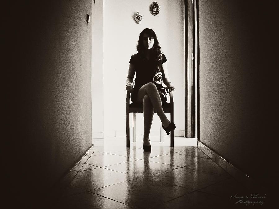 The Darkside by Mouna-Mekkaoui