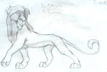 Nguvu by WimbiTheDreamChaser