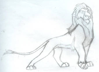 Scar by WimbiTheDreamChaser