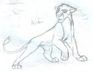 Aisha by WimbiTheDreamChaser