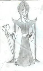 Jafar by WimbiTheDreamChaser