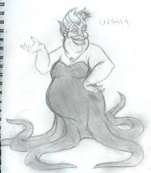 Ursula by WimbiTheDreamChaser