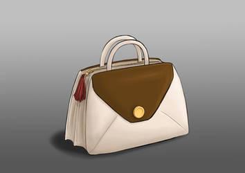 Product Design: Handbag by Lysycja