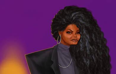 Janet Jackson by Lysycja
