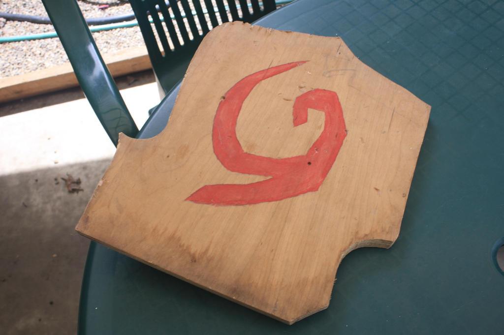 deku shield replica - photo #11