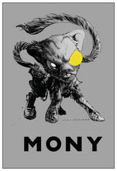 My Little Mony by BenWolstenholme