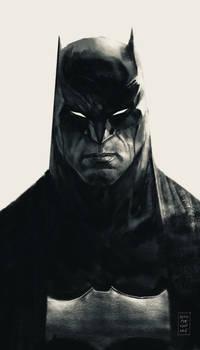 Batman Head DA