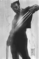 Wolverine Claws by BenWolstenholme