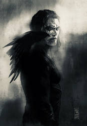 The Crow by BenWolstenholme