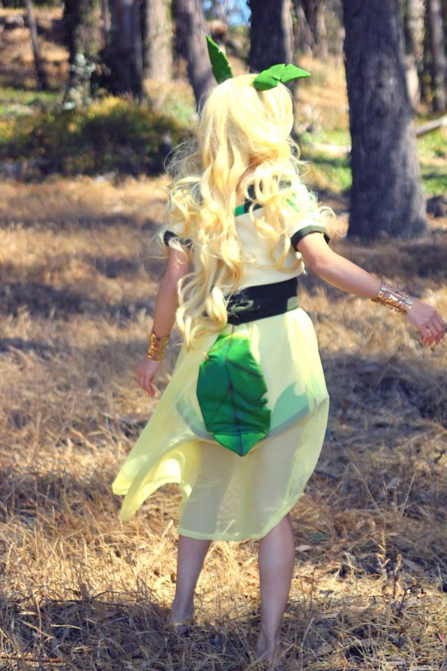 Leafeon Cosplay For Sale images - 92.1KB