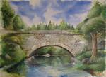 Archbridge painting by erlend-se