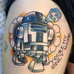 R2D2 Tattoo