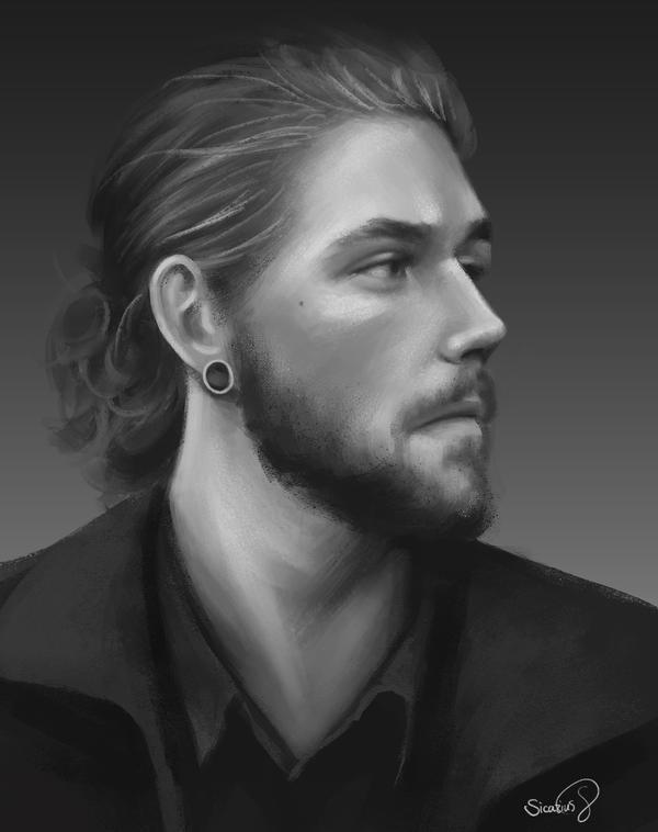 Portrait 01 by Sicarius8