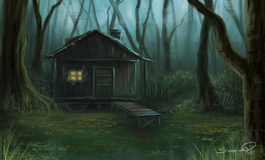 swamp house image collections