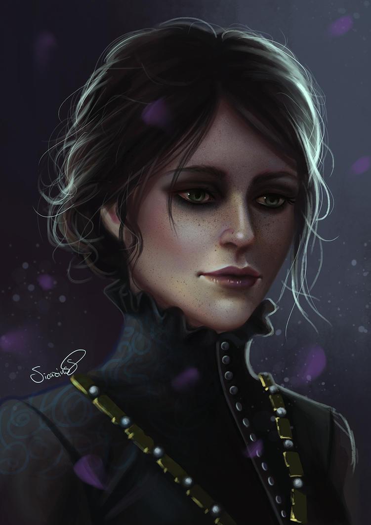 witcher 3 iris