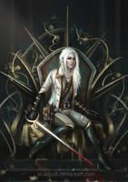 Throne by Sicarius8