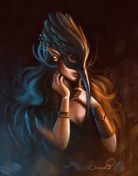 Mask by Sicarius8