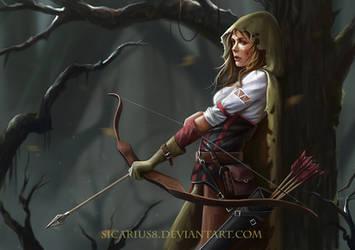 Hunter by Sicarius8