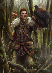 Hunter 3 by Sicarius8