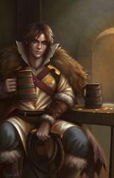 Trevor Belmont Castlevania by Sicarius8