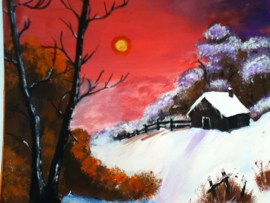 winter by frozensoulghost