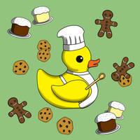 Baker Ducky