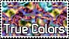 True Colors-deviantStamp by LaAlex