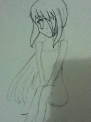 Sketch wip by Jikanne-Ryoko