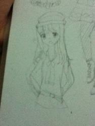 SANGI - Original Character by Jikanne-Ryoko