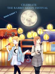 Main Event 1: Celebrate The Rabbit Moon Festival by Jikanne-Ryoko
